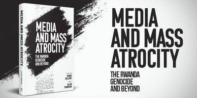 Media and Mass Atrocity - Bruce County book launch by Allan Thompson