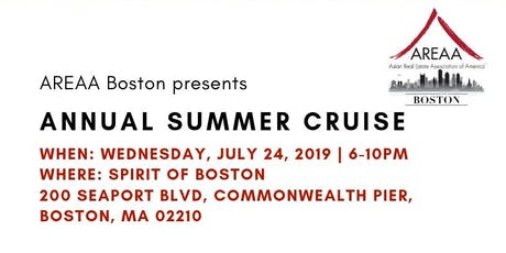 Annual Summer Cruise tickets