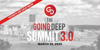 GOING DEEP SUMMIT 3.0