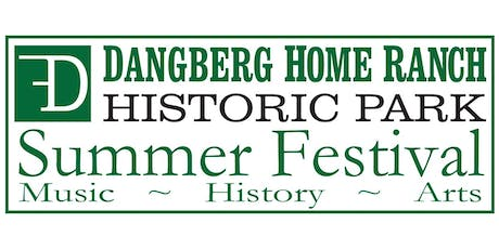 The Dangberg Home Ranch Celtic Faire tickets