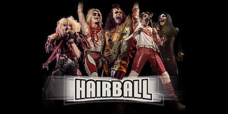 2019 Rockin Rogers™ Days Concert - Hairball tickets