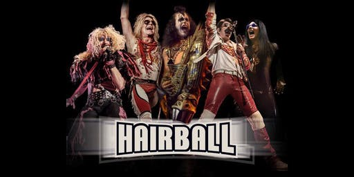 2019 Rockin Rogers™ Days Concert - Hairball