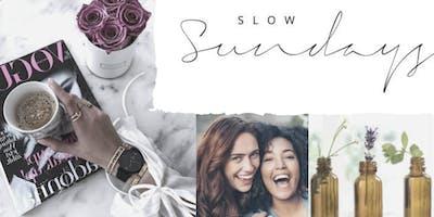 Slow Sundays @ Orange Thread Collection