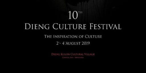 Paket wisata Dieng festival 2019
