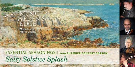 Essential Seasonings: Salty Solstice Splash - Topsfield tickets