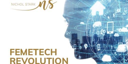 FemeTech Revolution for Women in Technology & Business