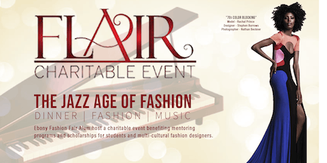 "FLAIR 2019 CHARITABLE EVENT - ""The Jazz Age of Fashion"" tickets"
