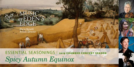 Essential Seasonings: Spicy Autumn Equinox - Topsfield tickets