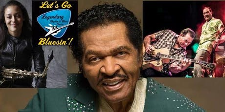 Bobby Rush and his band, The Paladins, and Vanessa Collier  Day 2 of the Blues Cruise Reunion tickets