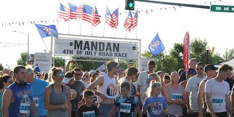 Mandan 4th of July 5K Road Race tickets