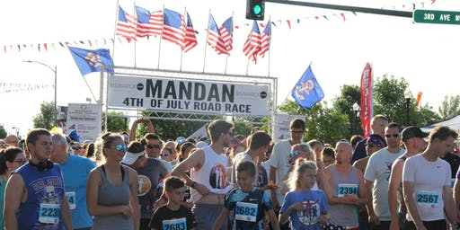 Mandan 4th of July 5K Road Race