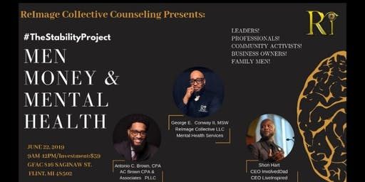 The Stability Project: Men, Money, & Mental Health