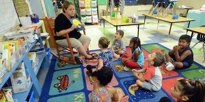 MISSION: Ready, Set, Go - Preparing for Kindergarten