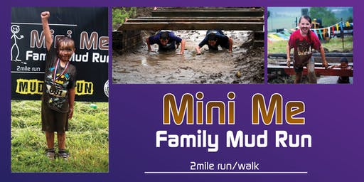 Mini Me Family Mud Run 2019