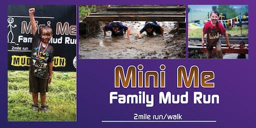 Mini Me Family Mud Run 2019