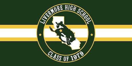 Livermore High School Class of '79 tickets