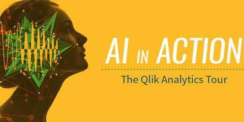 Qlik Analytics Tour - AI in Action (26 June 2019)