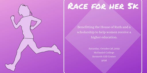 4th Annual Race for Her 5K