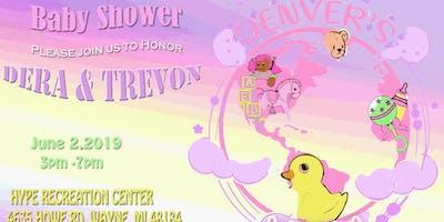 D'era & Trevon Baby Shower