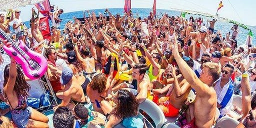 OPEN BAR BOAT PARTY