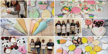 Cookie Decorating Class with JoAnn tickets