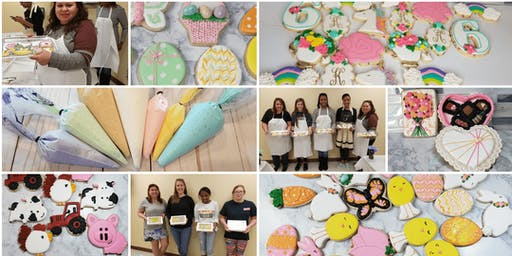 Cookie Decorating Class with JoAnn