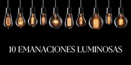 EMANCITE02 |10 Emanaciones Luminosas | Tecamachalco  boletos