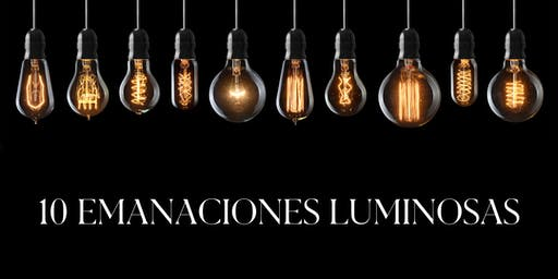 EMANCITE02 |10 Emanaciones Luminosas | Tecamachalco