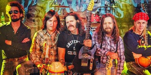 Dark Desert Eagles Tribute with Mad Hatter
