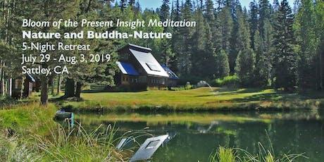 Nature and Buddha-Nature Retreat tickets