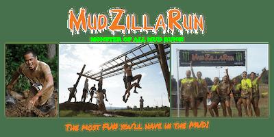 Mudzilla Run Mud Run 2019