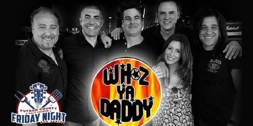 Whoz Ya Daddy Band at Putnam County Golf Course
