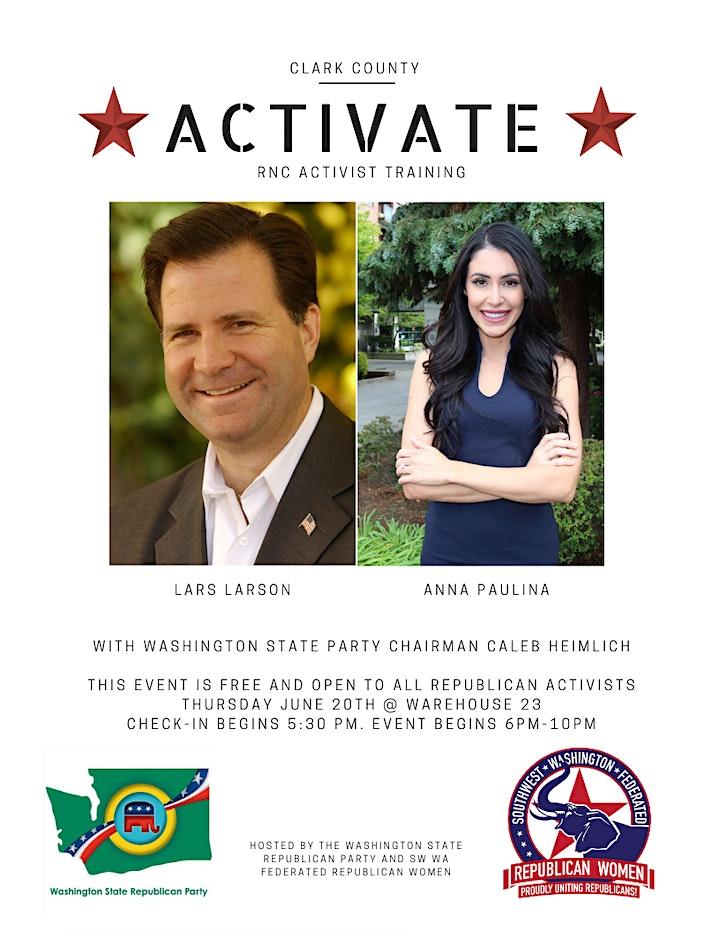 *ACTIVATE* Clark County Republicans image