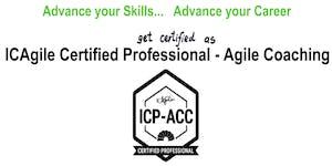 ICAgile Certified Professional - Agile Coaching (ICP...