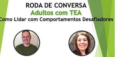 Adultos com TEA como lidar com Comportamentos desafiadores?