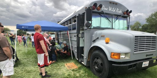 School Bus - Skoolie Build Conversion Workshop