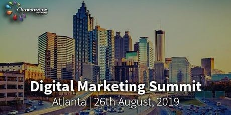 DIGITAL MARKETING SUMMIT Atlanta,8th November, 2019 tickets
