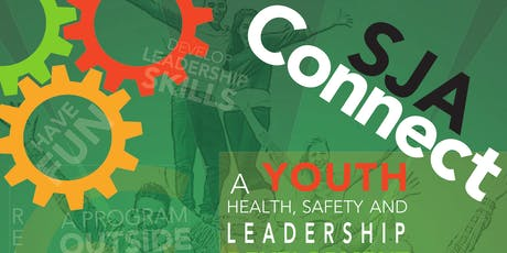 SJA Connect: Youth Leadership Development Program (4 sessions - Saturdays) tickets