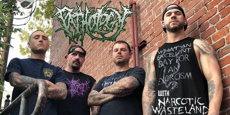 Pathology with Narcotic Wasteland & Special Guests @ Flagstaff's Green Room tickets