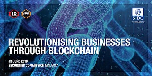 Revolutionising Businesses Through Blockchain