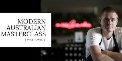 Modern-Australian Masterclass w/ David Kapay