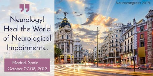 World Congress on Neurology & Therapeutics (3rd WCNT)