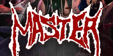 Master with Claustrofobia (Brazil) & Special Guests at Flagstaff Green Room tickets