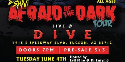 Esham Live in Tucson Tuesday June 4th@Dive All Ages