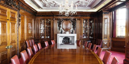 VISIT | Vintners' Hall | 3 October SOLD OUT