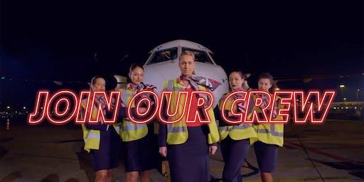 Meet & Greet Aviapartner | JOIN OUR CREW #8 HOOFDDORP