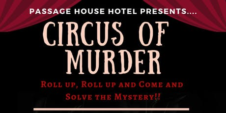 Murder Mystery at the Passage House Hotel tickets
