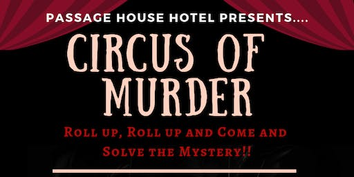 Murder Mystery at the Passage House Hotel