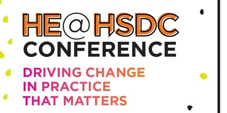 HE @ HSDC - 2nd Annual Conference tickets