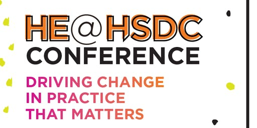HE @ HSDC - 2nd Annual Conference